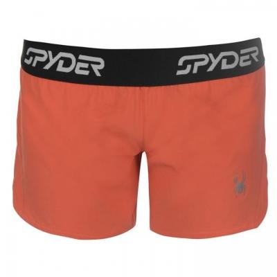 Pantaloni scurti Spyder Vista pentru Femei portocaliu