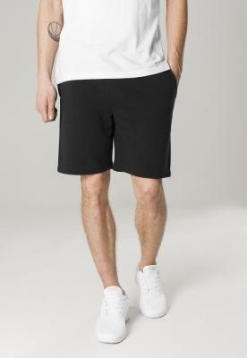 Pantaloni scurti talie elastica negru Urban Classics