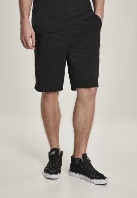 Pantaloni scurti Tech Uni negru Southpole