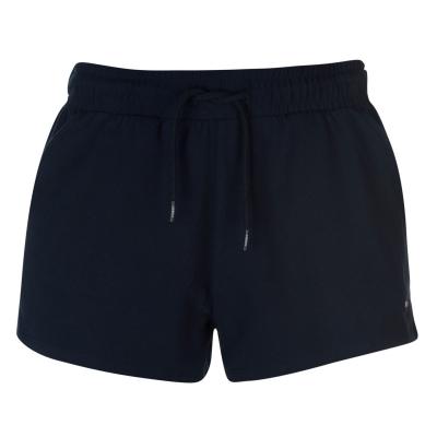 Pantaloni scurti Tommy Bodywear Tommy pentru femei bleumarin blazer