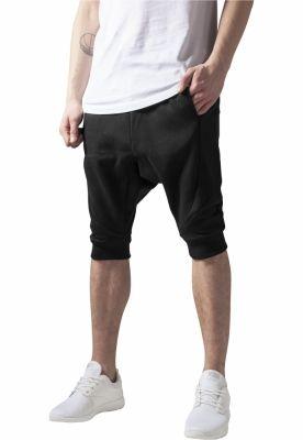 Pantaloni scurti tur lasat negru Urban Classics