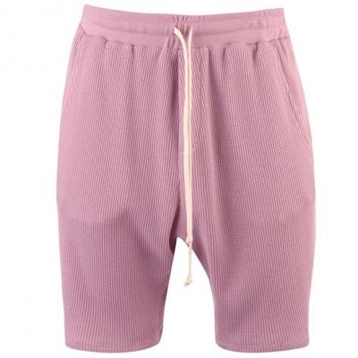 Pantaloni scurti TWENTY Waffle roz