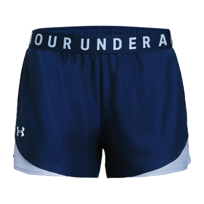Pantaloni scurti Under Armour Play Up 2 pentru Femei bleumarin albastru