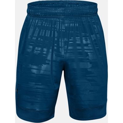 Pantaloni scurti Under Armour Stretch albastru