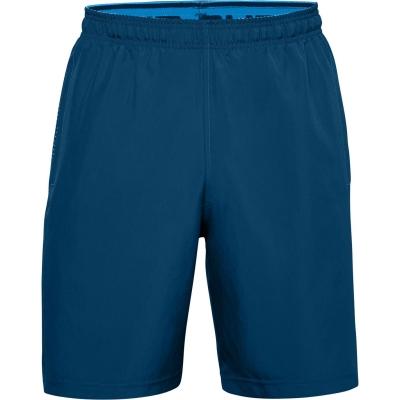 Pantaloni scurti Under Armour Woven imprimeu Graphic pentru Barbati albastru