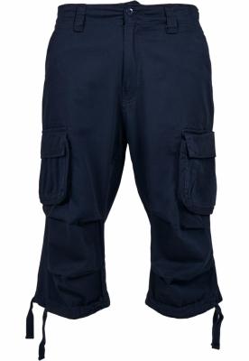 Pantaloni scurti Urban Legend Cargo 34 bleumarin Brandit