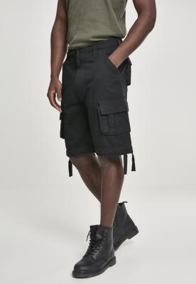 Pantaloni scurti cargo Urban Legend negru Brandit