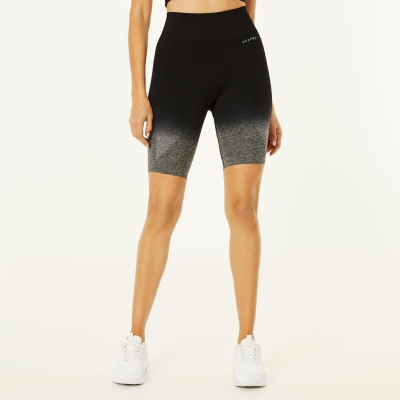 Pantaloni scurti USA Pro Ombre ciclism negru gri