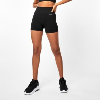 Pantaloni scurti USA Pro Seamless 3 Inch negru