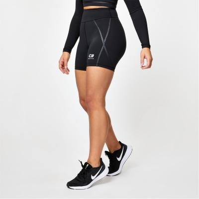 Pantaloni scurti USA Pro The Courtney negru Sports