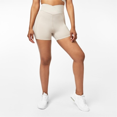 Pantaloni scurti USA Pro x Courtney negru 3 Inch Strength maro