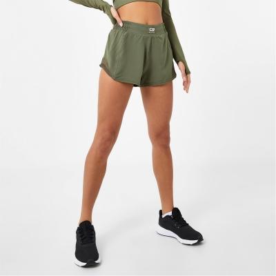 Pantaloni scurti USA Pro x Courtney negru Fitness Energy kaki