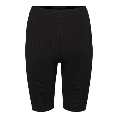 Pantaloni scurti Vero Moda ciclism negru
