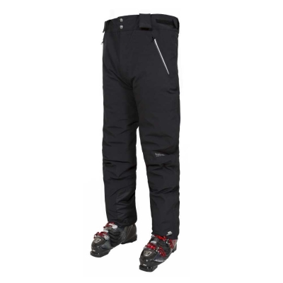 Pantaloni ski barbati Pitsop Black Trespass