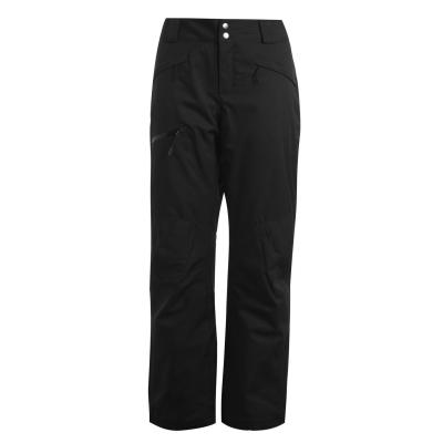 Pantaloni Ski Columbia Wildside pentru femei gri carbune h