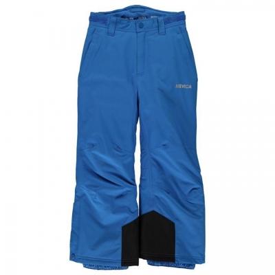 Pantaloni Ski Nevica Meribel pentru baietei albastru