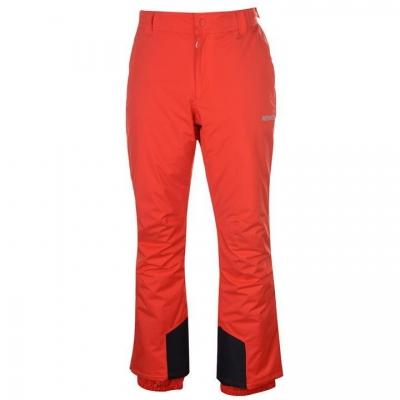 Pantaloni Ski Nevica Meribel pentru Barbati rosu
