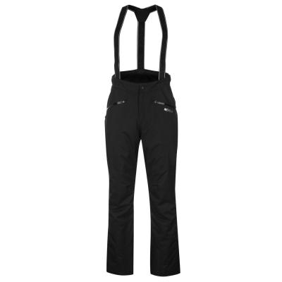 Pantaloni Ski Nevica Vail pentru Barbati negru
