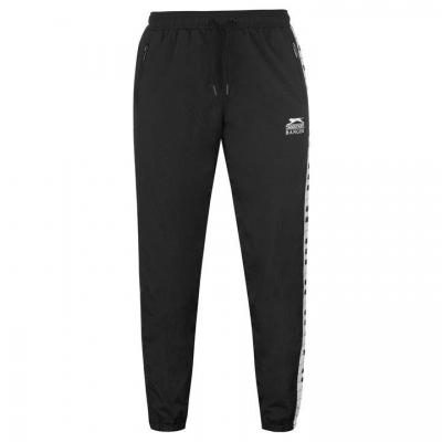 Pantaloni de trening Slazenger Banger negru