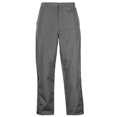 Pantaloni Slazenger Golf impermeabil pentru Barbati gri carbune