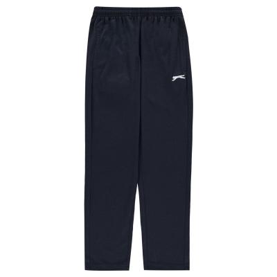 Pantaloni Slazenger Jersey pentru copii bleumarin