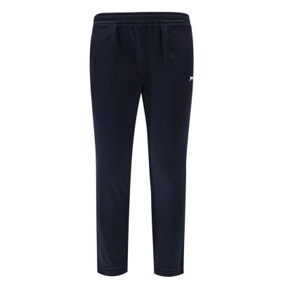 Pantaloni Slazenger Poly baietei bleumarin