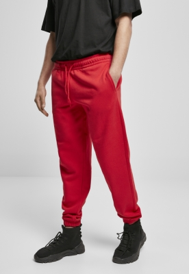 Pantaloni sport Basic 2.0 rosu Urban Classics city