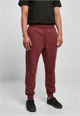 Pantaloni sport Basic rosu Urban Classics
