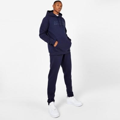 Pantaloni sport cu mansete Everlast bleumarin