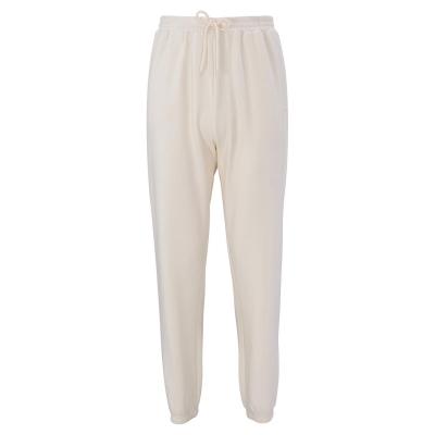Pantaloni sport cu mansete Slazenger pentru Barbati alb