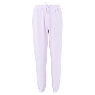 Pantaloni sport cu mansete Slazenger pentru Barbati lila