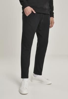 Pantaloni sport Cut and Sew negru Urban Classics