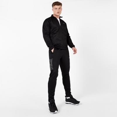Pantaloni sport Everlast Essential Track negru
