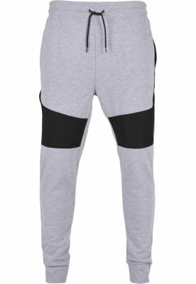 Pantaloni sport fleece Color Block Tech deschis-gri Southpole