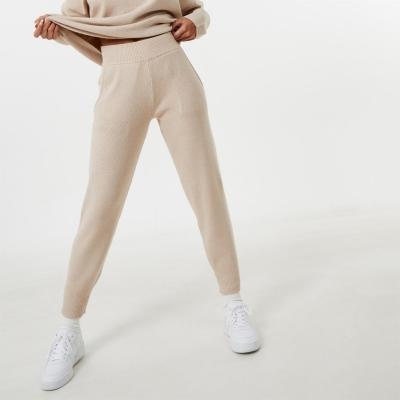 Pantaloni sport Jack Wills Lounge tricot maro