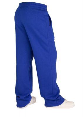 Pantaloni trening largi dama albastru-roial Urban Classics