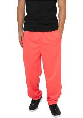 Pantaloni sport Neon rosu deschis Urban Classics