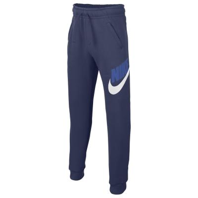 Bluze Pantaloni Nike Sportswear Club Big () pentru baieti pentru Copii albastru bleumarin