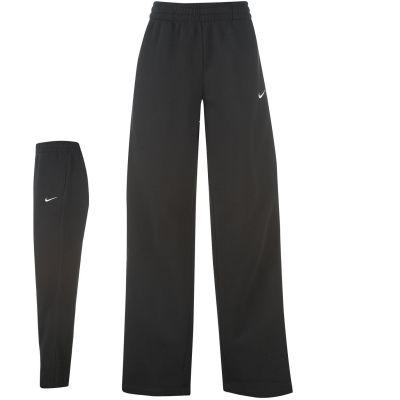 Pantaloni sport Nike fara mansete pentru Barbati negru