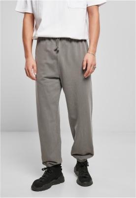 Pantaloni sport Overdyed gri Urban Classics