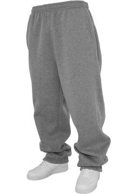 Pantaloni trening simpli pentru copii gri Urban Classics