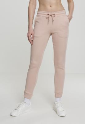 Pantaloni sport pentru Femei roz-pudrat Urban Classics