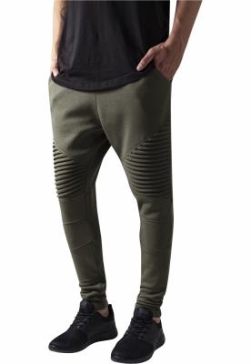 Pantaloni sport Pleat oliv Urban Classics