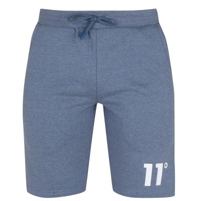 Pantaloni sport scurti 11 Degrees Core gri