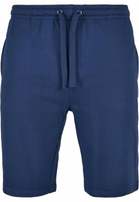 Pantaloni sport scurti Basic inchis-albastru Urban Classics