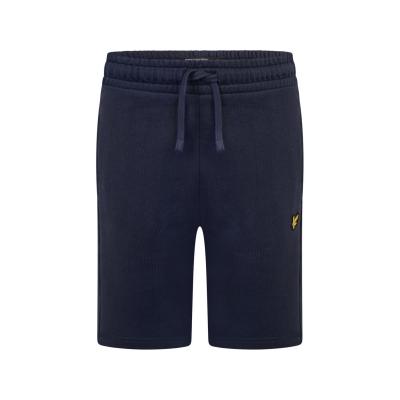 Pantaloni sport scurti Lyle and Scott Lyle And Scott bleumarin