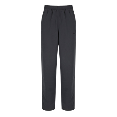 Pantaloni sport Slazenger fara mansete Woven pentru Barbati gri carbune