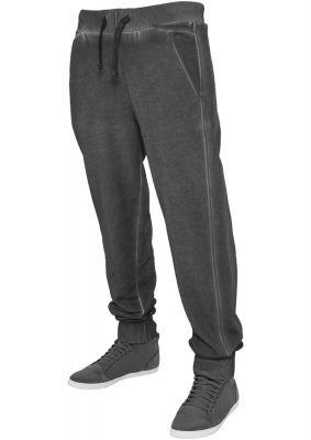 Pantaloni de trening stramti jos gri inchis Urban Classics