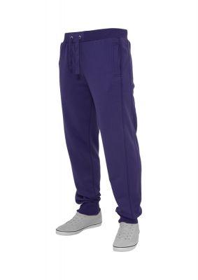 Pantaloni de trening barbati fit mov Urban Classics