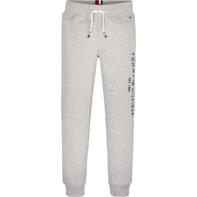 Pantaloni sport Tommy Hilfiger Tommy Hilfiger Essential gri p01